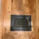 frame for vents