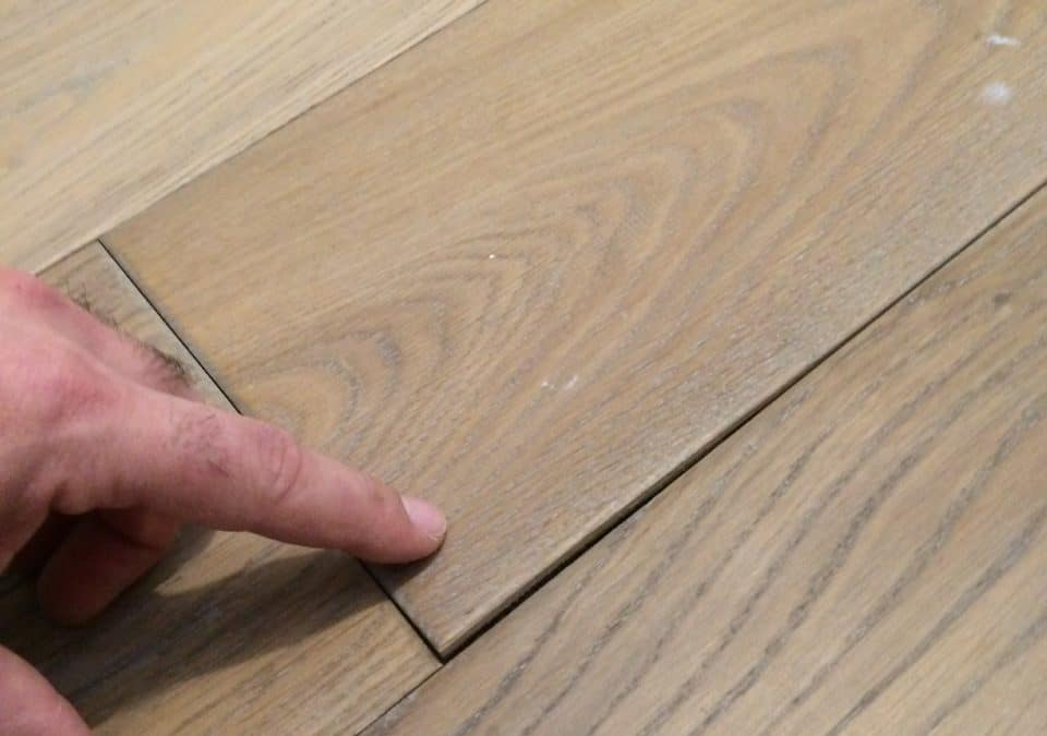 engineered flooring delamination