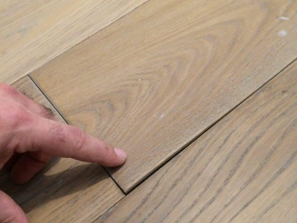 engineered flooring delamination